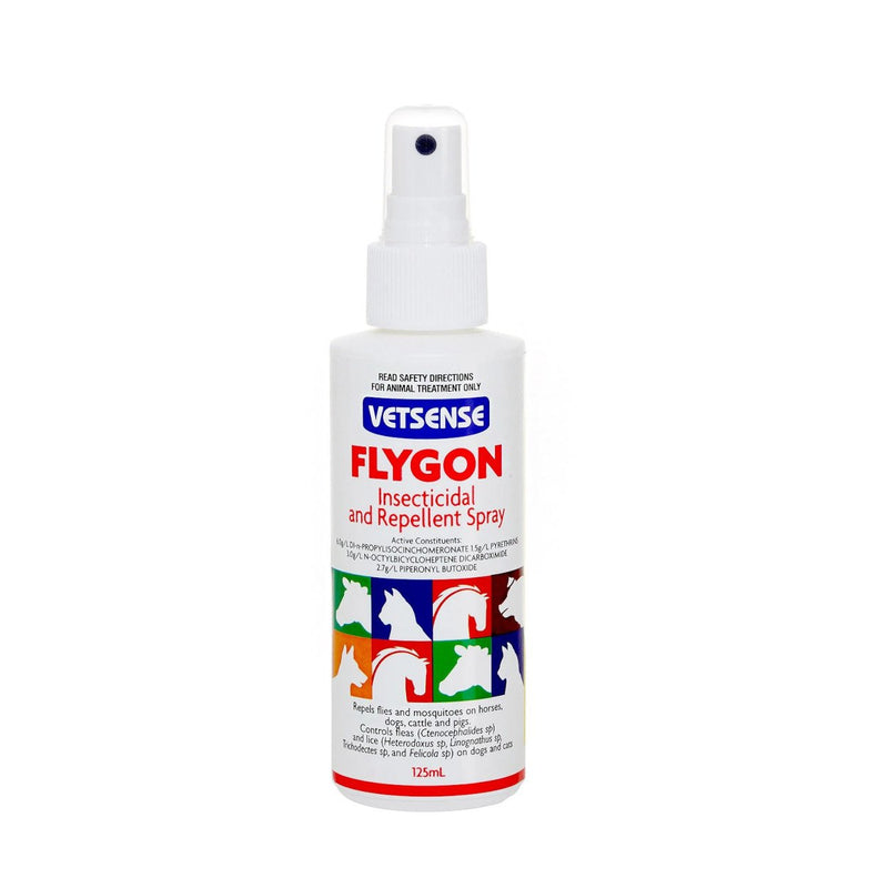 Vetsense Flygon Insecticidal and Repellent Spray 125ml