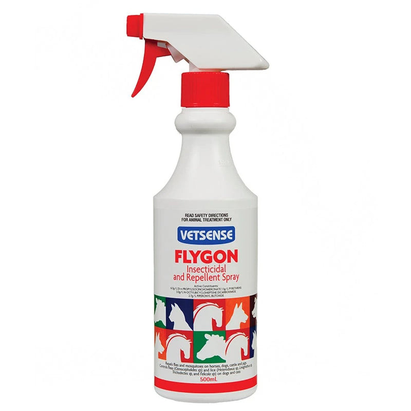Vetsense Flygon Insecticidal and Repellent Spray 500ml