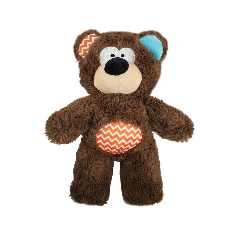 Rosewood Super Tough Plush Rope Core Bear - Dog Toy