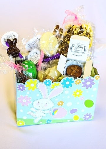 Easter Gift Basket, Large