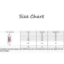 Load image into Gallery viewer, Sexy Printed Plus Size Casual Summer Dress
