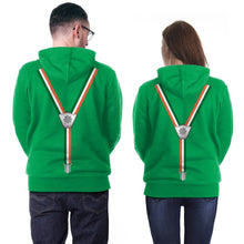 Load image into Gallery viewer, Four-leaf Clovers Print Hoodie