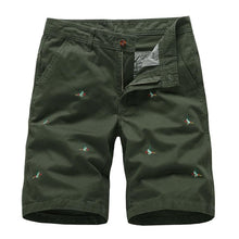 Load image into Gallery viewer, Men's Casual Cotton Workwear Straight Shorts