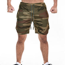 Load image into Gallery viewer, Men's Large Size Quick Dry Sports Fitness Shorts