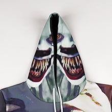 Load image into Gallery viewer, Halloween COS Horror Clown Comeback  Hoodie Halloween Costumes