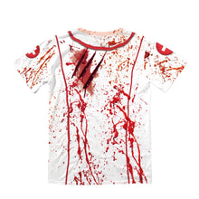 Load image into Gallery viewer, Halloween Nurse Zombie 3d Digital Print Women's T-shirt