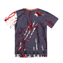 Load image into Gallery viewer, Halloween Horror Zombie 3d Print Women's T-shirt