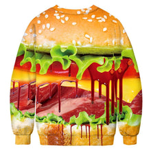 Load image into Gallery viewer, Halloween Digital Print Sweatshirts for Adult