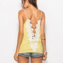 Load image into Gallery viewer, Women's Cross-border Bohemian Sling Vest Top