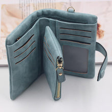 Load image into Gallery viewer, Women Multifunctional Change Purse Wallets Clutches Bags