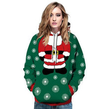 Load image into Gallery viewer, Hot Sale Loose Christmas Hoodie
