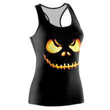 Load image into Gallery viewer, Pumpkin Print Prom vest Halloween Costumes