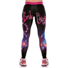 Load image into Gallery viewer, Halloween Print Yoga Pants Leggings