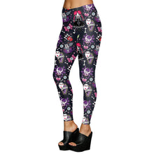Load image into Gallery viewer, Halloween Digital Print Party Leggings Halloween Costumes