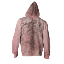 Load image into Gallery viewer, Chest Hair Printed Casual Hooded Sweatshirt