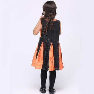 Halloween Children's Performance Costume Cosplay Anime Girls Dress