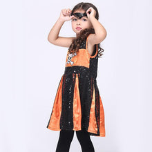 Load image into Gallery viewer, Halloween Children's Performance Costume Cosplay Anime Girls Dress