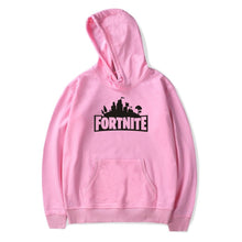 "Load image into Gallery viewer, ""Fortnite"" Print Pullover Cotton Casual Hoodies"