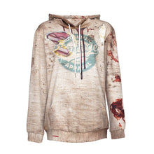 Load image into Gallery viewer, Halloween Print Loose Sweatshirt Hoodie Halloween Costumes
