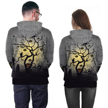 Load image into Gallery viewer, Halloween Ghost Festival Elements Digital Print Funny Hoodie
