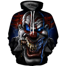 Load image into Gallery viewer, 3D Printed Men's and Women's Halloween Hoodie