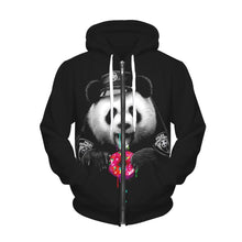Load image into Gallery viewer, 3D Panda Print Sports Casual Sweatshirt