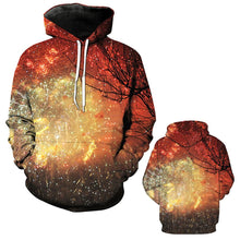Load image into Gallery viewer, Fashion 3D Printed Hooded Sweatshirt