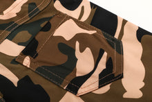 Load image into Gallery viewer, Casual Camouflage Printed Tight-fitting Slim Camo Pants