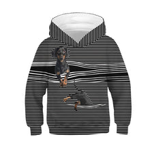 Load image into Gallery viewer, Children's Dog Print Hoodie