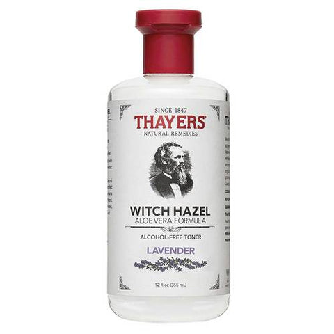 Thayers Witch Hazel Lavender Facial Toner 355mL