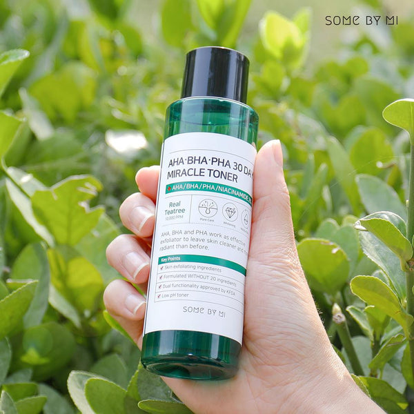 AHA-BHA-PHA 30 DAYS MIRACLE TONER