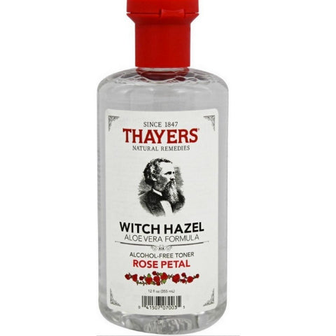 Thayer's Witch Hazel Rose Petal Facial Toner 355mL