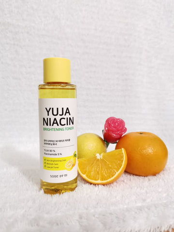 Yuja Niacin 30 Days Miracle Brightening Toner