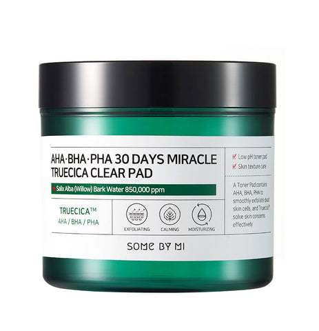 AHA·BHA·PHA 30 Days Miracle Truecica Clear Pad