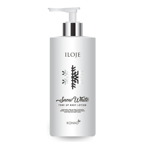 ILOJE SNOW WHITE TONE UP BODY LOTION