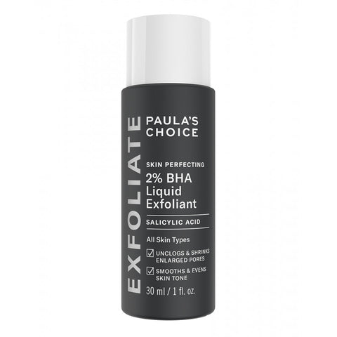 Paula's Choice SKIN PERFECTING 2% BHA Liquid Exfoliant 30mL (Travel Size)