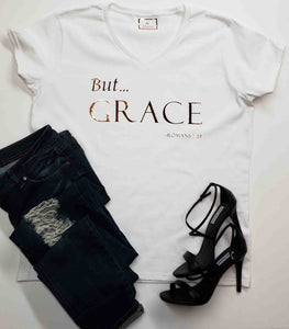 But... Grace ~ Romans 3:24™️