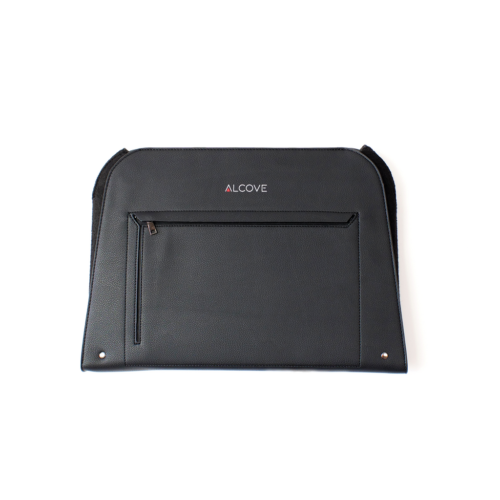 "15"" Alcove Workstation™ (Charcoal Black)"