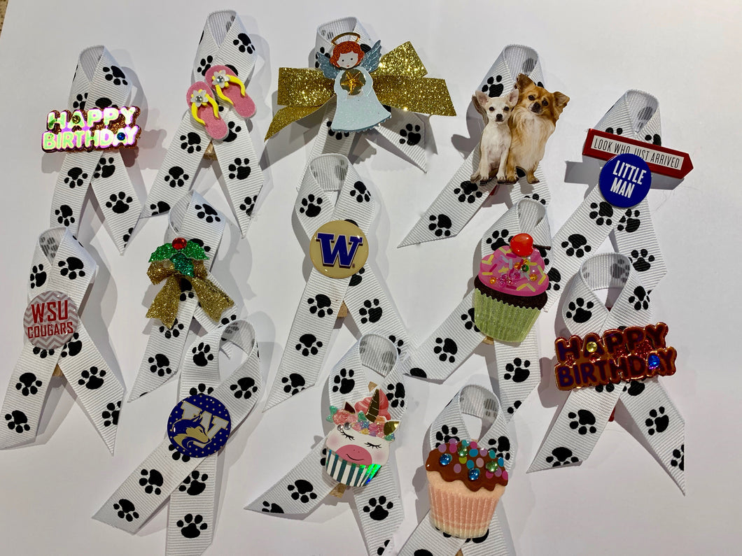 Bag Clips - Cattledog Cookie Co.