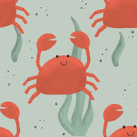 PRE ORDER Claude the Crab Leggings