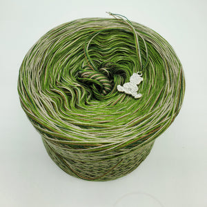 Soldier Variegated Yarn