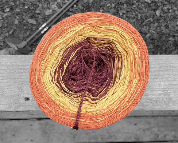 Carry You Home Gradient Yarn