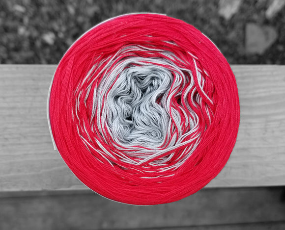 One Less Day (reverse) Gradient Yarn