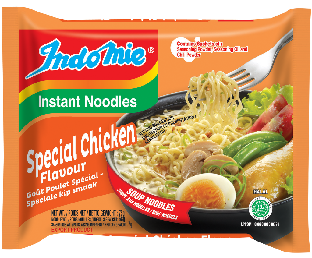 Special Chicken Flavour Noodles