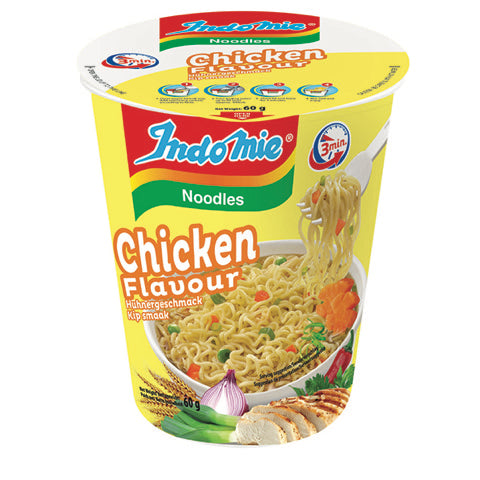 Chicken Cup Noodles