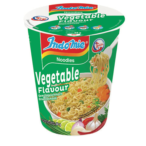 Vegetable Cup Noodles