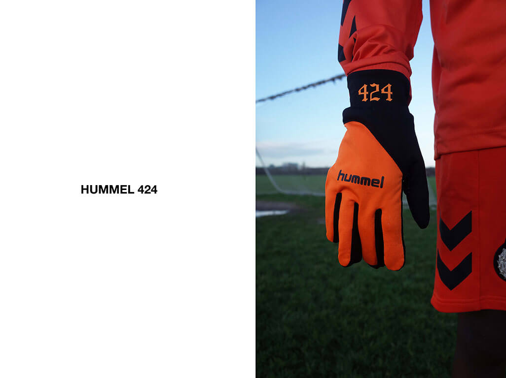 424 x Hummel photo shoot