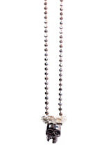 Parvus Da Vinci Skull Necklace