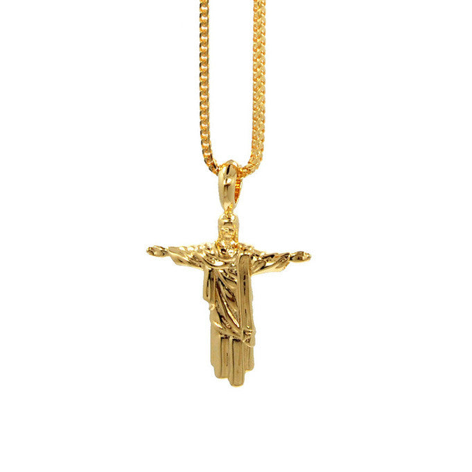 Christo Redentor Necklace