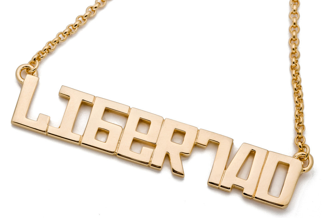 Libertad Necklace